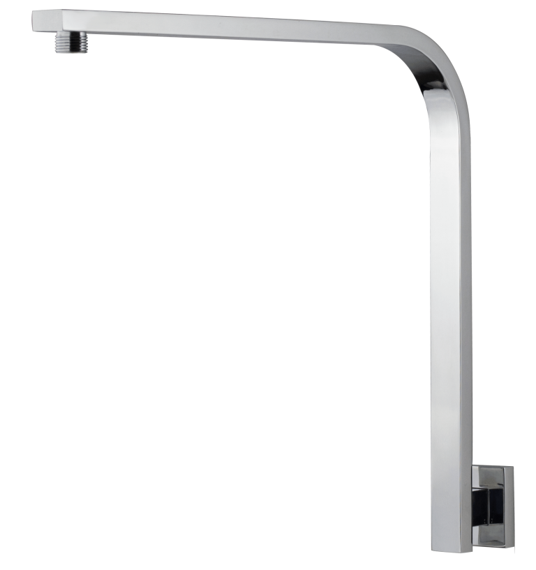 Mixx Square High Rise Shower Arm