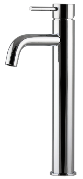 Holli Tower Vessel Basin Mixer (chrome)