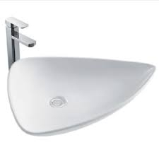 Triangle Slim Counter Top Basin - VCB406E